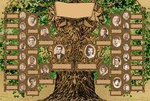 Family Tree / by Stephanie Wells
