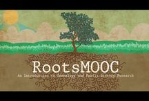 Intro to Genealogy and Family Research / Online videos and tutorials covering the basics of genealogy and family research. This content was created for the RootsMOOC online genealogy course that ran from March to June 2015. All materials are released under a Creative Commons Attribution 4.0 International License. Copyright Wake Forest University and State Library of North Carolina, 2015