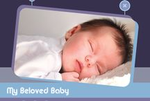 Cute Purple Baby Photobook / Innocent and cute. wajah mungilnya, sentuhan tangan mungilnya di dalam dekapan Anda akan berlalu tanpa terasa. Abadikan kenangan indah masa kecil buah hati Anda di album ini.