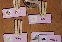 Skriftspråk förskola