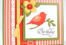 bird cards