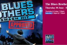 New Theatre Cardiff / lots of theatre visits :) http://rantinggran.com/reviews/new-theatre-cardiff-blues-brothers-approval/
