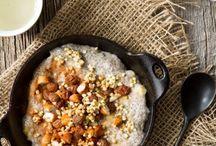 healthy breakfast / healthy