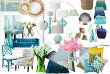 Interior Design set