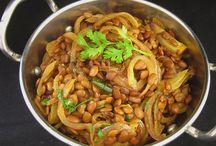 indické  jedla
