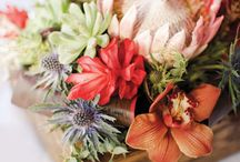 Florals / All things flowery; decorations, bouquets and pretty ideas