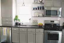 Kitchen ideas / by Angela Frayne
