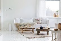 inviting interiors / See also my Vastu board for beautiful interiors & design tips in alignment with the laws of nature. Vastu is the origin of Feng Shui, the Yoga of Design. https://transcendencedesign.com