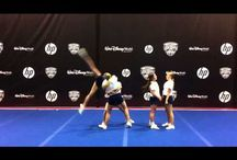 Cheerleading - Stunting