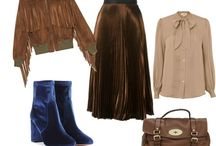 my Polyvore and TrendMe.net Collection