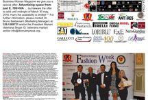 award di international woman 2016 by bruno baldassarri / album