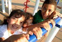 Swing & Slide / Have fun on one of Raleigh Parks and Recreation's playgrounds!