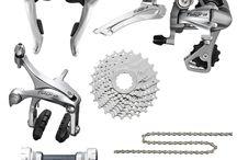 Reservedele / Salg af alle billige reservedele til cykler, alt til cykler fx Bagskifter, Barends, Bremsegreb, Bremseklodser, Bremser, Dæk, Forgafler, Forskifter, Frempinde, ...