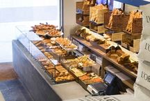 Retail / markets, bakeries, food, wineries, etc