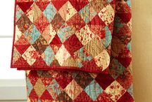 Quilting - Scrap / Quilts made with scraps. / by Theresa Keeler Jamieson