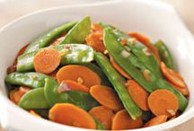 Healthy Side Dishes / by Crystal Grobe-Mahan