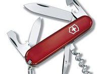 Vreckové nože 84 mm / Vreckový nôž veľkosti 84 mm. Obsahuje mnoho funkcií,