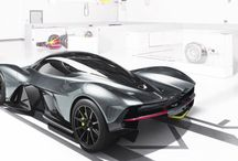 Aston Martin and Red Bull: AM-RB 001