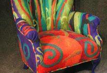 colourful chaira