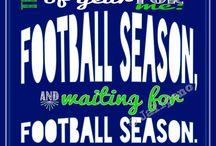Football!!  / by Chandra McGoff