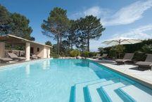 Holiday villa near Cala Rossa Beach