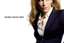 COVERT AFFAIRS / by Elizabeth Owens