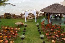 Lugares para cerimonia / Os locais mais agradáveis e belos para realizar a cerimonia do meu casamento.