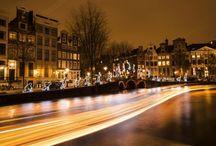 Amsterdam Light Festival / Photographs of the Amsterdam Light Festival