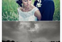Photography board - Bride and Groom