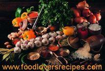 foodlovers recipes