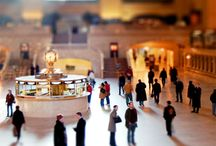 Tilt Shift Travel Photography