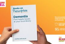 Dementia Action Week 21-27 May :Books on Prescription: Dementia / The Reading Well Books on Prescription scheme helps you to understand and manage your health and wellbeing using self-help reading. The scheme is endorsed by health professionals and supported by public libraries. There are two areas of focus for the scheme - dementia and common mental health conditions. All the books below are available to borrow free from Darlington Library.