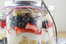 Delish! Put it in a Jar! / by Stephani Carter