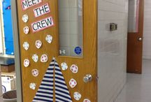 Nautical theme for classroom
