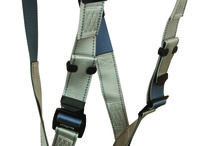 Full-body Harnesses / Any worker at heights of six feet or more is required by the U.S. Labor Department's Occupational Safety and Health Administration (OSHA) to use a fall arrest system. Here at Safety Company, we provide a wide range of full-body harnesses that are OSHA- and ANSI-certified to meet your requirements.