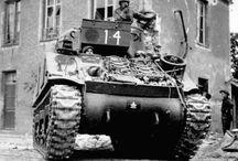 M4A2 Sherman's