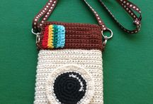 Handphone Case Crochet / Case Crochet