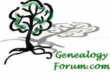 genealogy / by Kim Nowlin