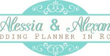 Our Agency Official Logo / Official Logo of our Wedding Planning and Personal Shopping Agency located in the extraordinary city of Rome, Italy.