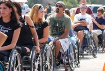 The Greater SCI Community / Photos of people living with SCI. See awesome videos at SPINALpedia.com - 4,000+ organized spinal cord injury videos.