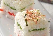 ideas de sushi