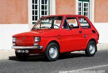 O nosso Fiat de 1973 / #Fiat 126, de 1973
