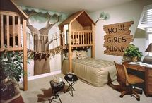 Fun boys rooms