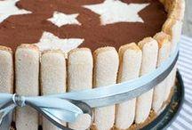 taart en dessert