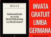 Invata limba germana