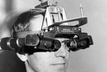 Retro VR & AR Headsets / This is for all virtual reality and augmented reality headsets made before OR (Oculus Rift) so anything pre 2012. Without these headsets we would not be talking about VR today.