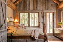 Cabin Ideas for Mom&Dad / by Kirstin Wade