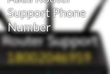 Asus Router Support Phone Number 18002046959