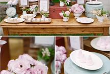 Table Inspirations | Whimsical Chic Wedding