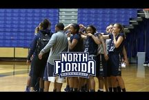 Osprey Athletics / With 19 Division I teams, UNF students can always find a game or match where they can cheer on the Ospreys!